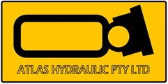 Atlas Hydraulic PTY LTD Logo