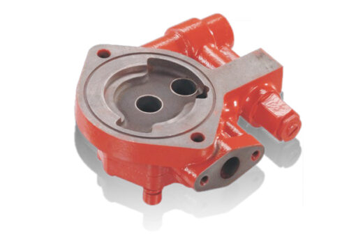 PC200 - 3 Gear Pump