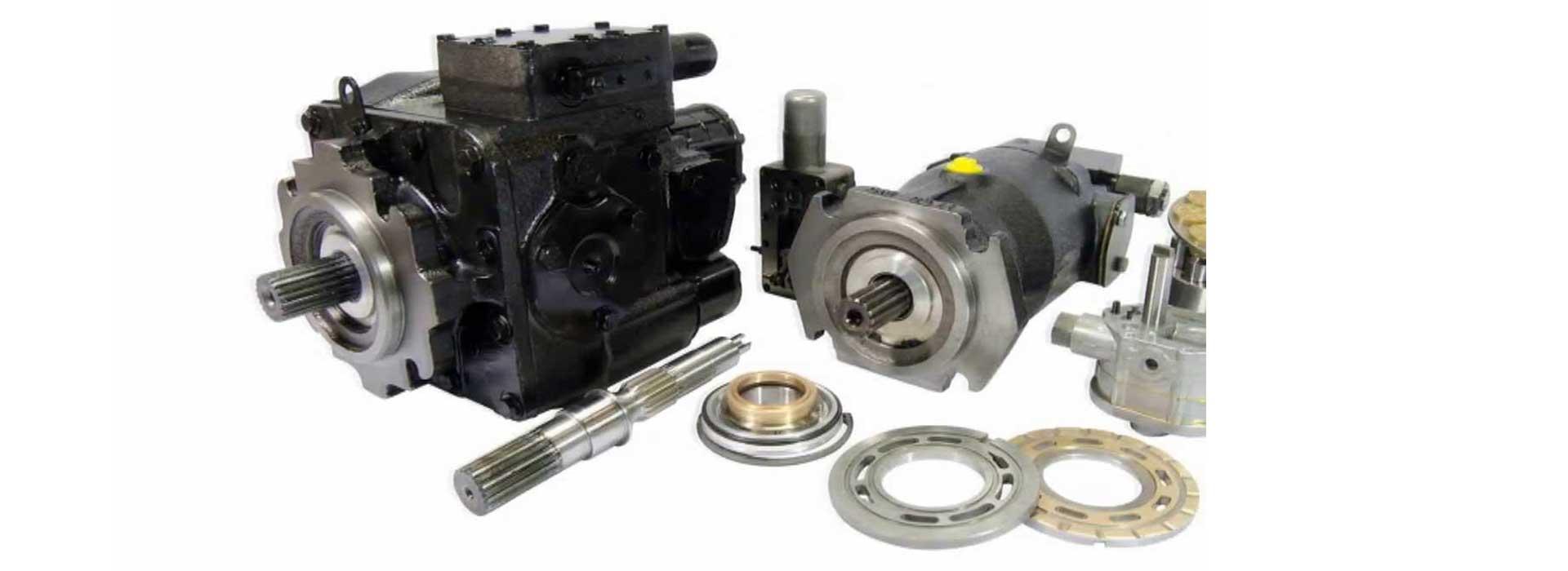 Sauer Hydraulic Piston Pump